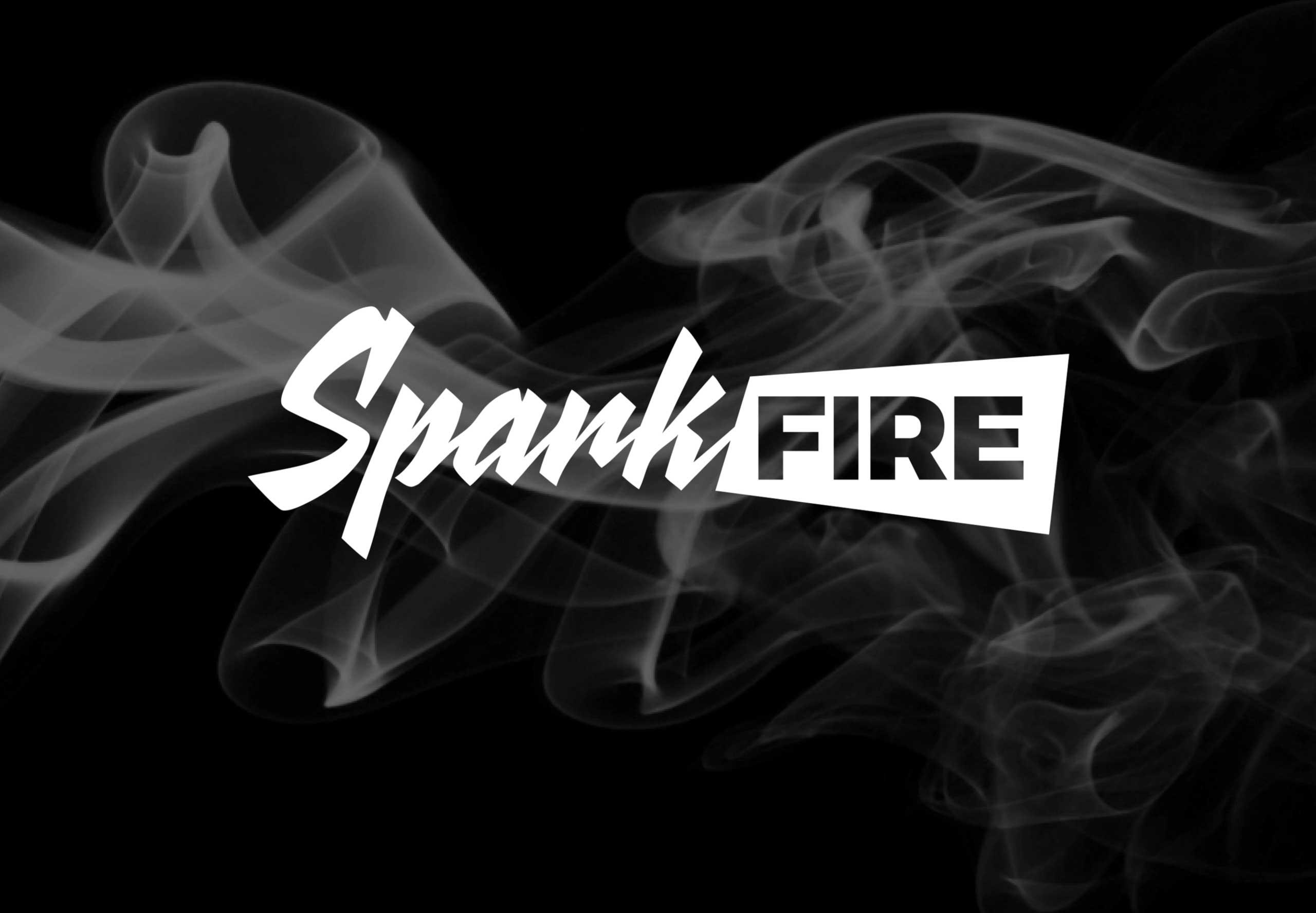 Spark Fire Web Design logo