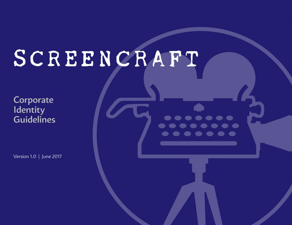 ScreenCraft identity design refresh