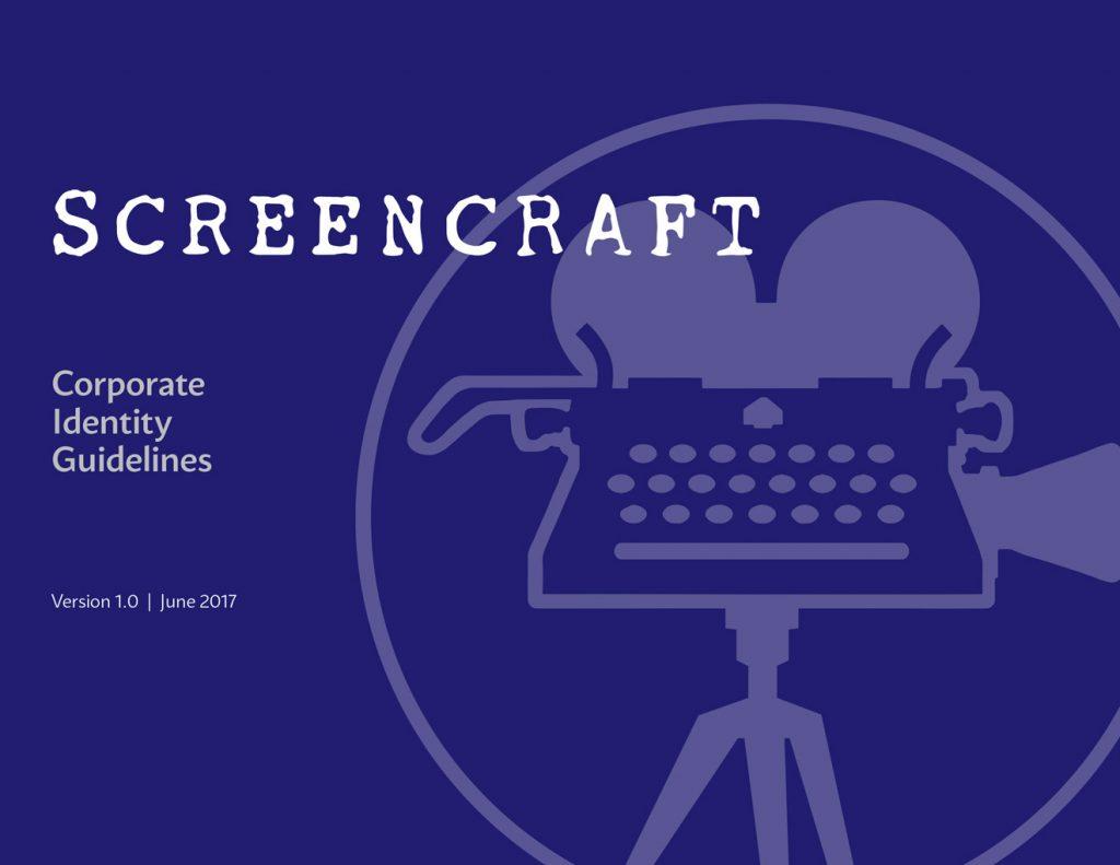ScreenCraft identity design refresh