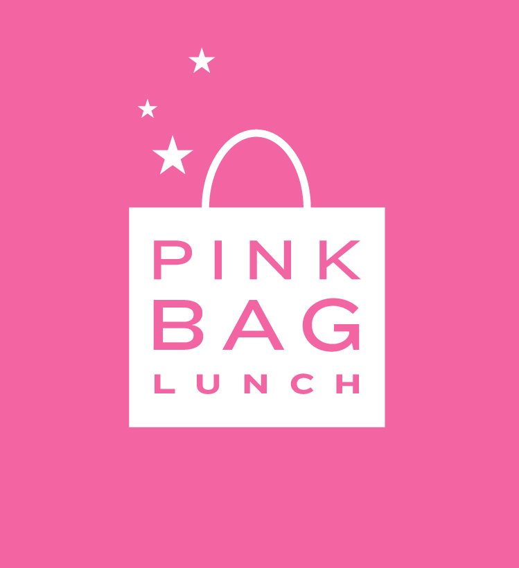 success-in-style-pink-bag-lunch-event-logo-design-2